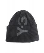 Y-3(ワイスリー)の古着「ニット帽」