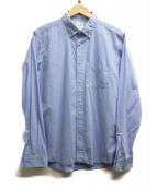 BEDWIN &THE HEARTBREAKERS(ベドウィン アンド ザ ハートブレイカーズ)の古着「長袖シャツ」|スカイブルー