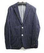 PRINGLE1815(プリングルエイティーンフィフティーン)の古着「テーラードジャケット」|ネイビー
