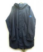 THE NORTH FACE(ザノースフェイス)の古着「フィッシュテイルトリクライメートコート」|ブルー