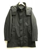 BLACK LABEL CRESTBRIDGE(ブラックレーベルクレストブリッジ)の古着「フーデッドコート」