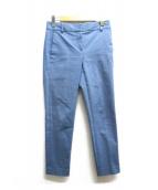 theory(セオリー)の古着「Stretch Canvas Tailored Trouse」 ブルー