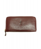 Felisi(フェリージ)の古着「長財布」|ブラウン