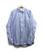 COMME des GARCONS SHIRT(コムデギャルソンシャツ)の古着「ビックシルエットシャツ」