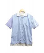 COMME des GARCONS SHIRT(コムデギャルソンシャツ)の古着「クレイジーパターンシャツ」