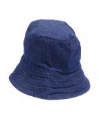 Engineered Garments(エンジニアードガーメンツ)の古着「デニムハット」 インディゴ