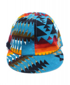sacai(サカイ)の古着「Pendleton Cap」|マルチカラー