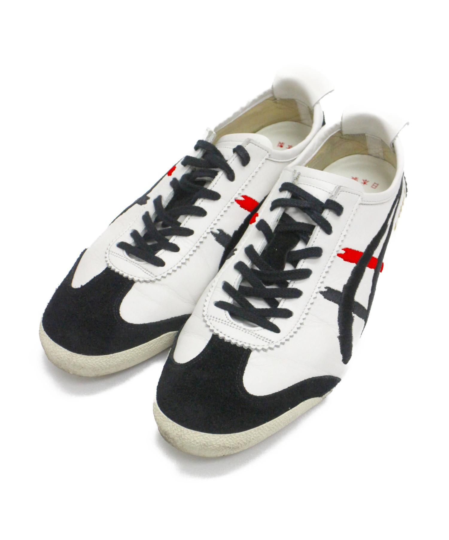 super cute 0a6b7 e1d62 [中古]onitsuka Tiger(オニツカタイガー)のメンズ シューズ MEXICO 66 DELUXE