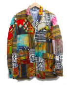Engineered Garments(エンジニアードガーメン)の古着「Andover Jacket」|マルチカラー