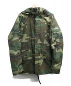 US ARMY(ユーエスアーミー)の古着「ゴアテックスパーカー」|オリーブ