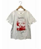 Supreme(シュプリーム)の古着「マドンナティー」|ホワイト
