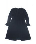 TOCCA(トッカ)の古着「FAIR CHILDジャケット」|ブラック
