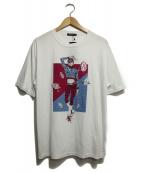 LOVELESS(ラブレス)の古着「Guido MistaコラボTシャツ」|ホワイト