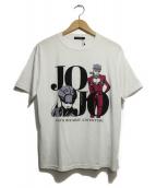 LOVELESS(ラブレス)の古着「Giorno GiovannaコラボTシャツ」|ホワイト