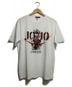 LOVELESS(ラブレス)の古着「Narancia GhirgaコラボTシャツ」|ホワイト