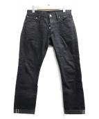 RRL(ダブルアールエル)の古着「ブラックデニム」|ブラック