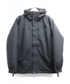 THE NORTH FACE(ザノースフェイス)の古着「Cassius Triclimate Jacket」|ブラック