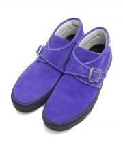 VANS(ヴァンズ)の古着「chukka MS」|ブルー
