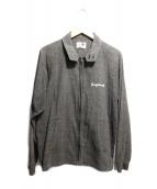 GANGSTERVILLE(ギャングスタビル)の古着「ジャケット」|ブラウン
