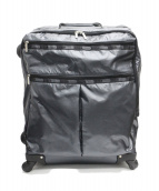LeSportsac(レスポートサック)の古着「キャリーバッグ」|ブラック