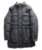 PRINGLE1815(プリングル エイティーンフィフティーン)の古着「ダウンコート」|ブラック