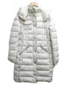 Desigual(デシグアル)の古着「中綿コート」|ホワイト