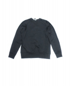 Y-3(ワイスリー)の古着「CLASSIC LOGO SWEAT TOP」 ブラック