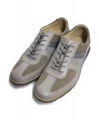COLE HAAN(コールハーン)の古着「スウェードスニーカー」|ベージュ