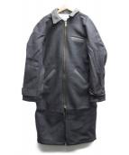 SKOOKUM(スクーカム)の古着「ファラオコート」|グレー