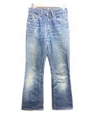 LEVIS(リーバイス)の古着「ヴィンテージ517デニム」|ブルー