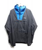 TILAK(ティラック)の古着「Odin Light Jacket」|ブルー×ブラック