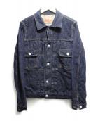 tcb jeans(ティーシービー ジーンズ)の古着「50`s JeanJacket」|インディゴ