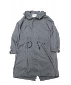 MHL(エムエイチエル)の古着「SUPERLIGHT PROOFED COTTON」|グレー