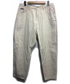 gourmet jeans(グルメジーンズ)の古着「type3 LEAN 」 アイボリー