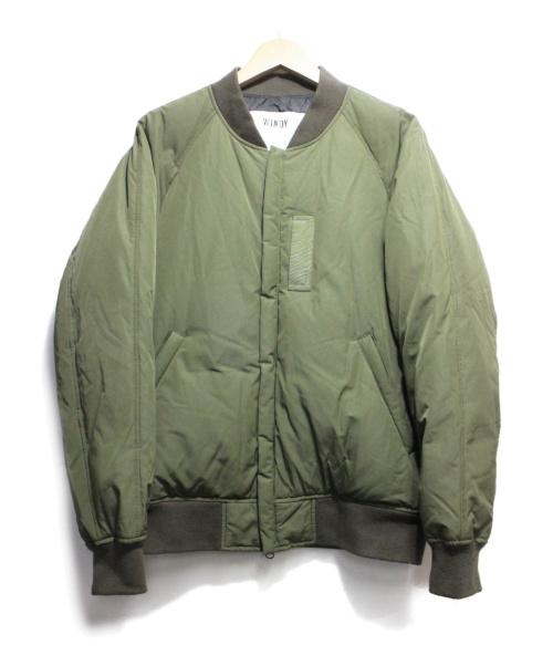 NANGA(ナンガ)NANGA (ナンガ) WINDY グリーン サイズ:40 定価30.000円の古着・服飾アイテム