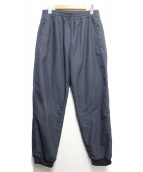 UNUSED(アンユーズド)の古着「Rib Pants」|ネイビー