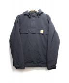 CARHARTT WIP(カーハート ダブリューアイピー)の古着「Nimbus Pullover」 ブラック