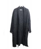 WRAPINKNOT(ラッピンノット)の古着「ガウンコート」|グレー