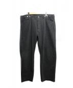LEE(リ-)の古着「フリスコジーンズ」|ブラック