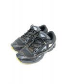 adidas by Raf Simons(アディダス バイ ラフシモンズ)の古着「OZWEEGO III」|ブラック