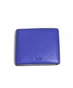 TAKEO KIKUCHI(タケオキクチ)の古着「2つ折り財布」|ブルー