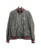 LOVELESS(ラブレス)の古着「ジップアップジャケット」|ブラック