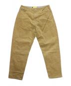 gourmet jeans(グルメジーンズ)の古着「type3 lean」 ブラウン