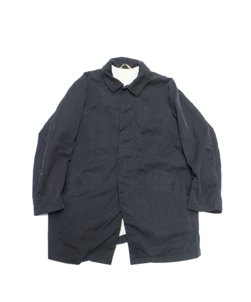 ARTS&SCIENCE(アーツ&サイエンス)ARTS&SCIENCE (アーツ&サイエンス) コットンパッカリングコート ブラック サイズ:2の古着・服飾アイテム