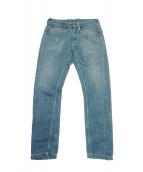 LEVIS RED(リーバイスレッド)の古着「STILTS」|ブルー