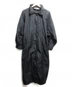SONIA RYKIEL(ソニア リキエル)の古着「ナイロンコート」|ブラック