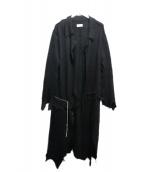 BED J.W. FORD(ベッドフォード)の古着「Park coat.」|ブラック