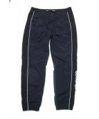 CarHartt(カーハート)の古着「Terrace Pants」 ブラック×ネイビー×グリーン