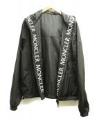 MONCLER(モンクレール)の古着「MASSEREAU GIUBBOTTO」 ブラック