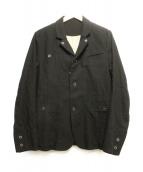 UNDERCOVER(アンダーカバー)の古着「LiCK3BパッチPKJKT」|ブラック